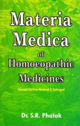 Materia Medica of Homoeopathic Medicines - S R Phatak