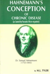 Hahnemann's Conception of Chronic Disease - Margaret Tyler